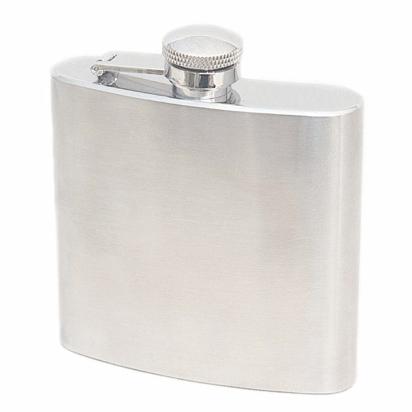 Stainless Steel Matte finish Flask