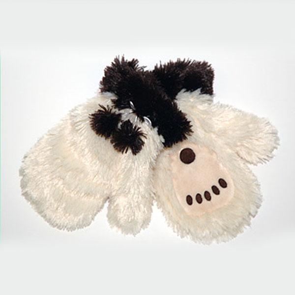 Bear Paw Mitts - Cream by Warm Buddy
