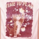 T-shirt - Time To Play