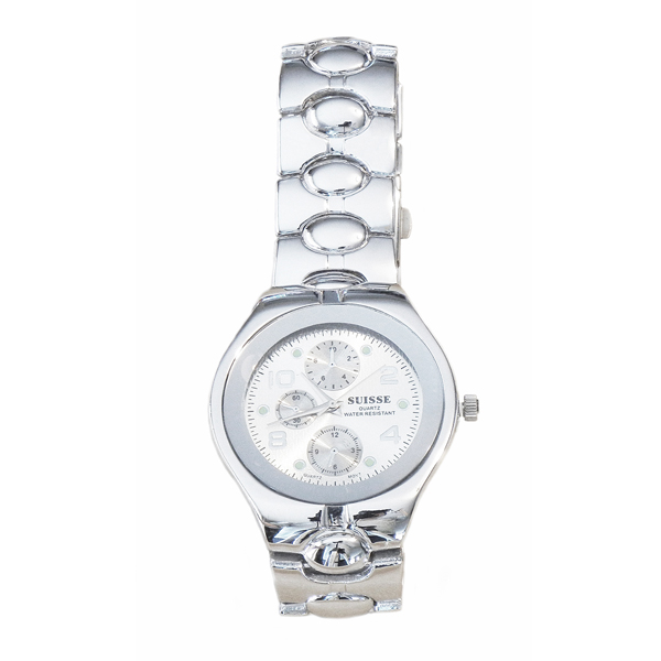 Stainless steel Men's Watch - Lagos