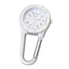 Stainless steel Men's Clip-on Watch - Monterey