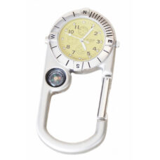 Stainless steel Men's Clip-on Watch - Reno