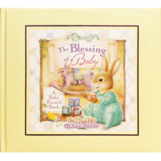 Blessing Of A Baby - Baby Record Book