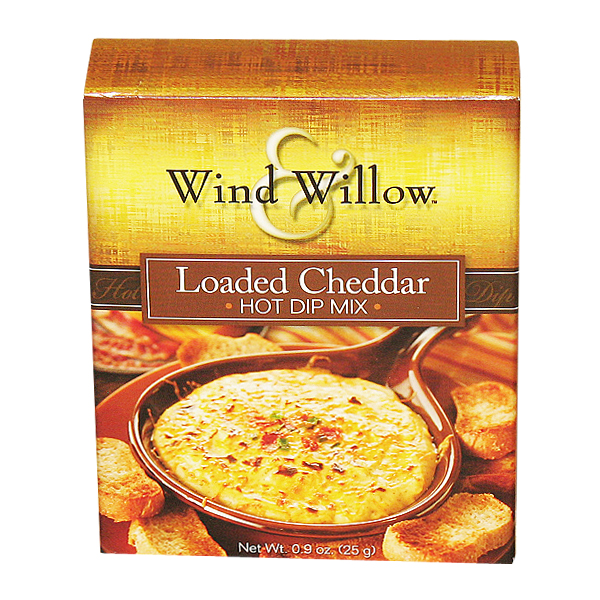 Loaded Cheddar Hot Dip Mix
