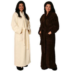 Ultra soft Spa Robe by Warm Buddy
