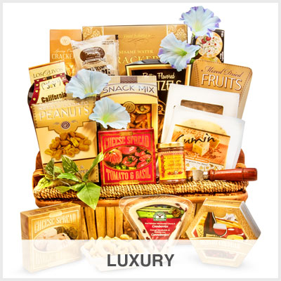 Luxury Gourmet Gift Basket Store