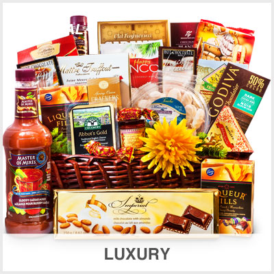 Luxury Gourmet Gift Basket Store