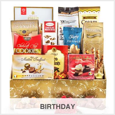 Birthday Gourmet Gift Basket Store