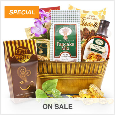 On Sale Gourmet Gift Basket Store
