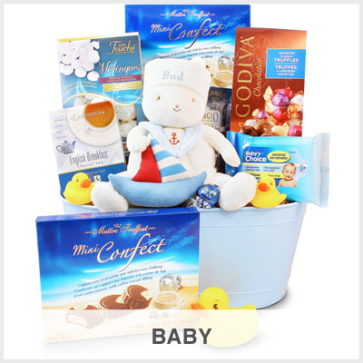 Baby Gourmet Gift Basket Store
