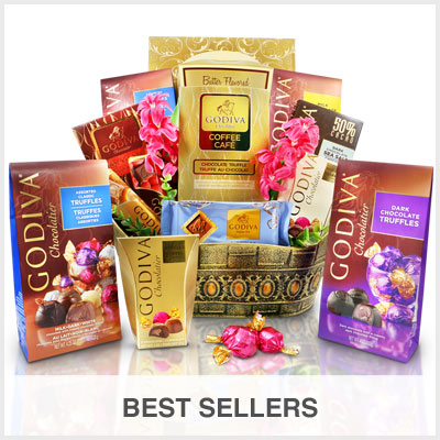 Best Sellers Gourmet Gift Basket Store