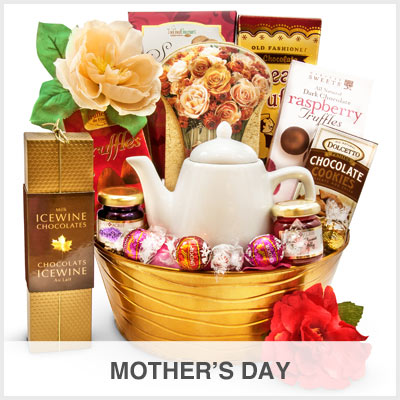Mother's Day Gifts and Gift Baskets for all Moms!
