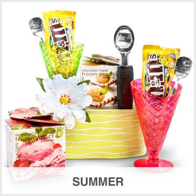 Summer Gourmet Gift Basket Store