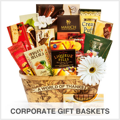 Corporate Gourmet Gift Basket Store
