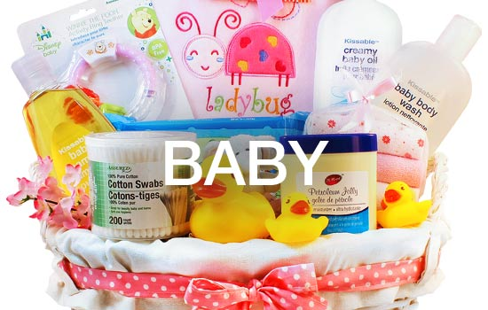 Send your best wishes with a superior quality baby gift basket. Our baby Journey books will make an outstanding statement and will be treasured by the family and baby for years to come.