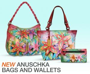 Shop Anuschka Handbags and Wallets
