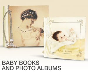 Shop Baby Books and Photo Albums