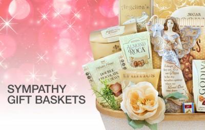 Sympathy Gift Baskets - Gourmet Gift Basket Store