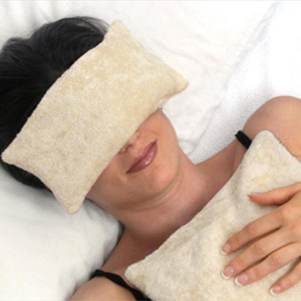 Warm Buddy - Aromatherapy Eye Pillow
