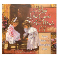 What Little Girls Are Made Of- Paintings by Sandra Kuck