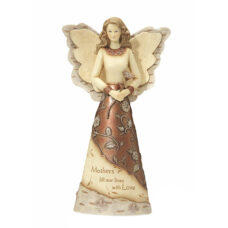 Mother's Day Angel Figurine - Mothers fill our Lives forever