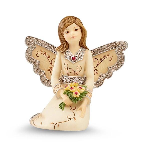 Angel Figurine - Angel October
