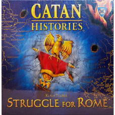 Settlers of Catan Struggle For Rome Game