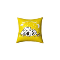 Sweet Dreams with Puppy Dogs Glow In The Dark Pillow