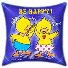 Duck Dance Glow In The Dark Pillow