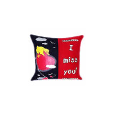 I miss you Glow In The Dark Pillow