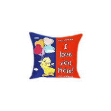 I love you Mom Glow In The Dark Pillow