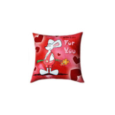 With Love For You Glow In The Dark Pillow