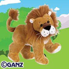 Caramel Lion Webkinz