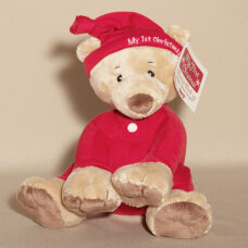 My 1st Christmas - Adorable Musical Plush Teddy Bear