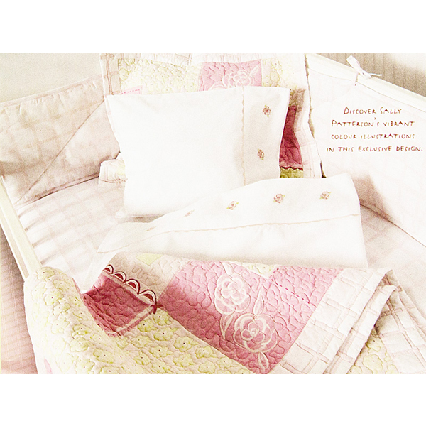 Roxane Baby Bed Set - Baby Shower Gifts Ontario
