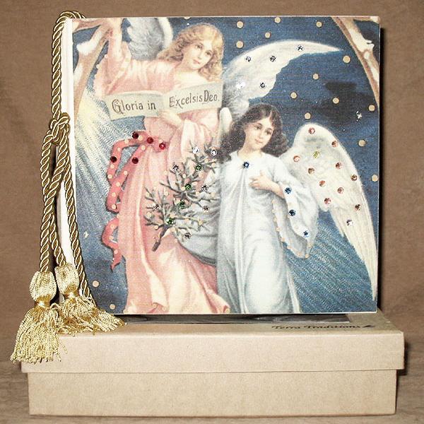 Gloria Angel Terra Traditions Photo Album