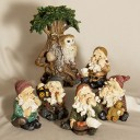 fruits of nature, dwarf, gnome