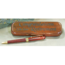 Keepsake Pen Box - Retirement