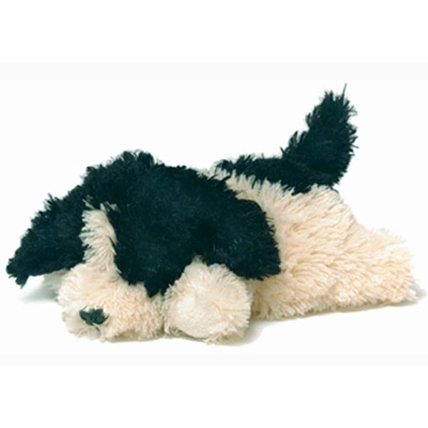 "Plush Warm Puppy - Small 14"" tall"