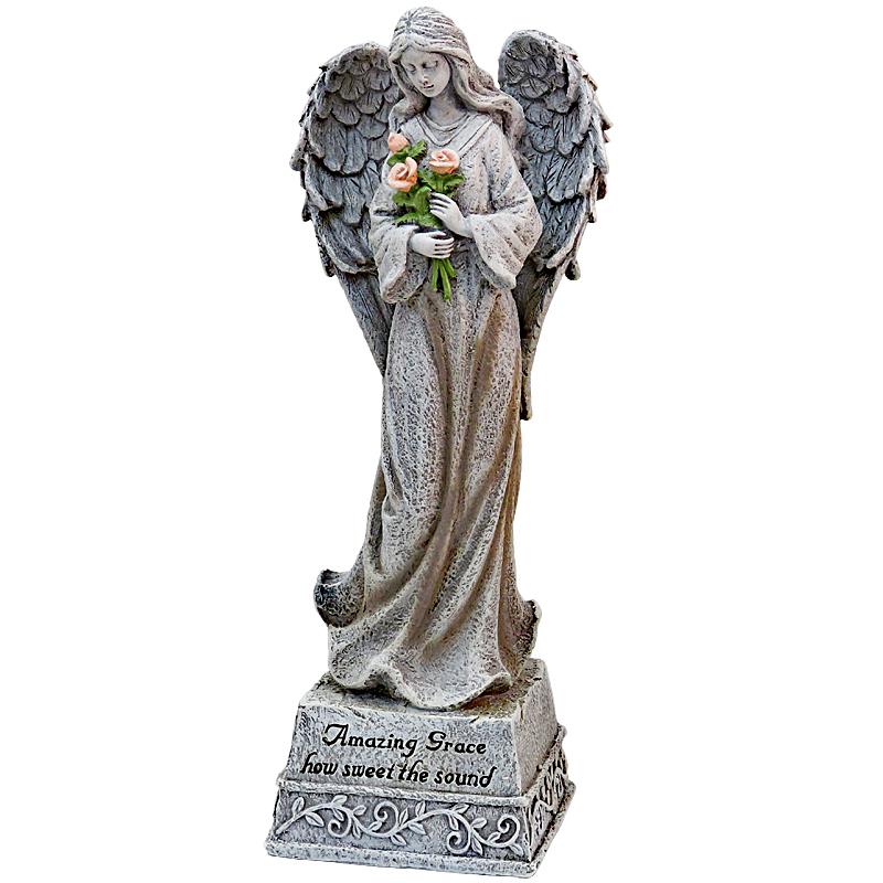Amazing Grace Sympathy Angel