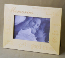 Memories Keepsake Photo Frame