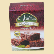 Amaretto Brownie Mix by Wind and Willow