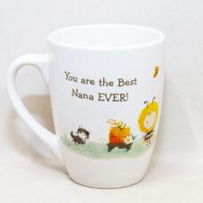 Nana White Mug