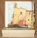Church of San Francisco Photo Album in a window gift box
