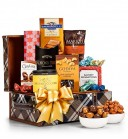 Chocolate & Nuts Gift Chest