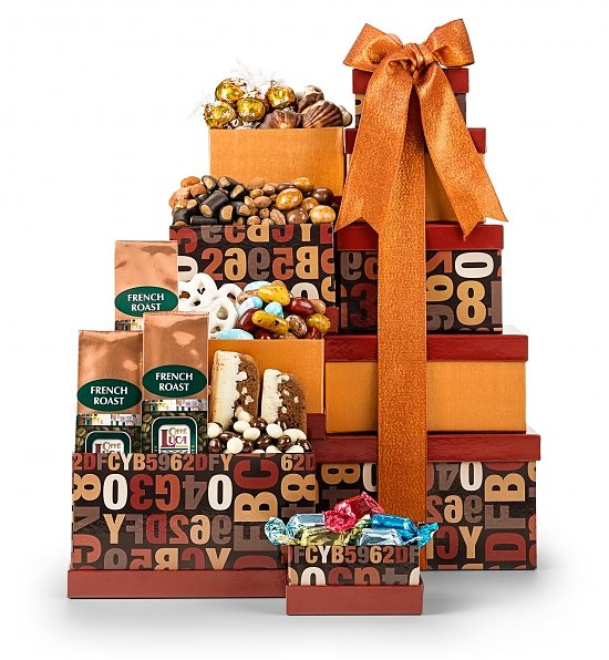 Gift Tower