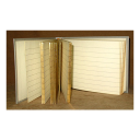 Marriage Magnolia Terra Traditions Guest Book - Note book