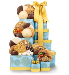 Supreme Gourmet Cookie Tower