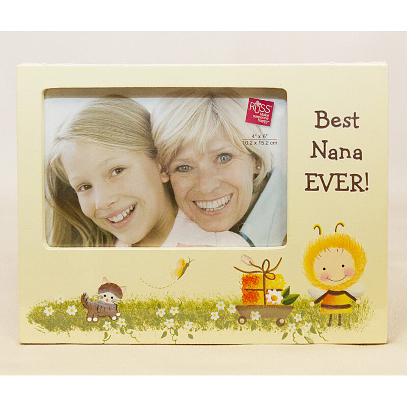 best nana ever picture frame - Nana Picture Frame