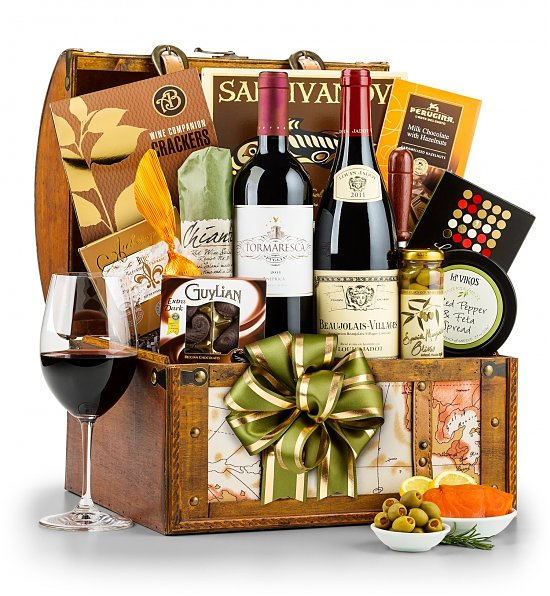 Holiday gift baskets to usa christmas easter mothers easter gifts to usa 40 fallthanksgiving negle Choice Image